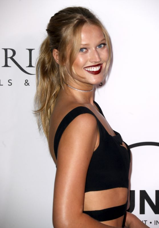 Toni Garrn – Gala Against Human Trafficking at Capitale in New York City 9/13/2016