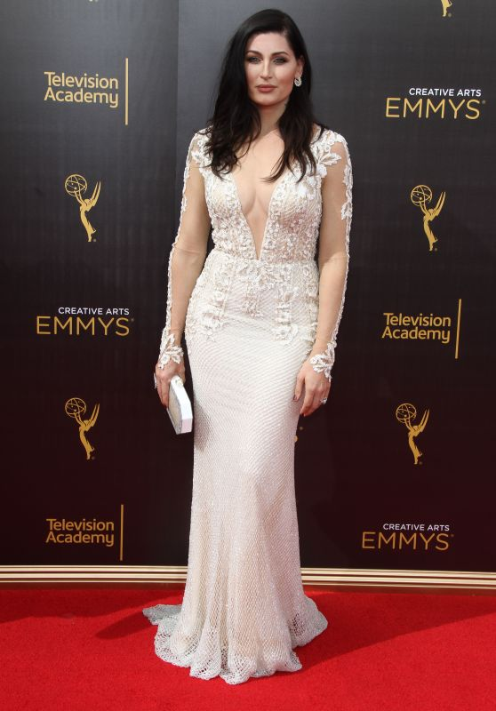 Trace Lysette – Creative Arts Emmy's Awards in Los Angeles 9/10/2016