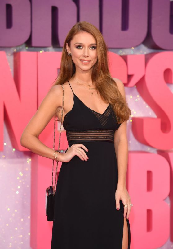 Una Healy – 'Bridget Jones' Baby' Premiere in London 9/5/2016