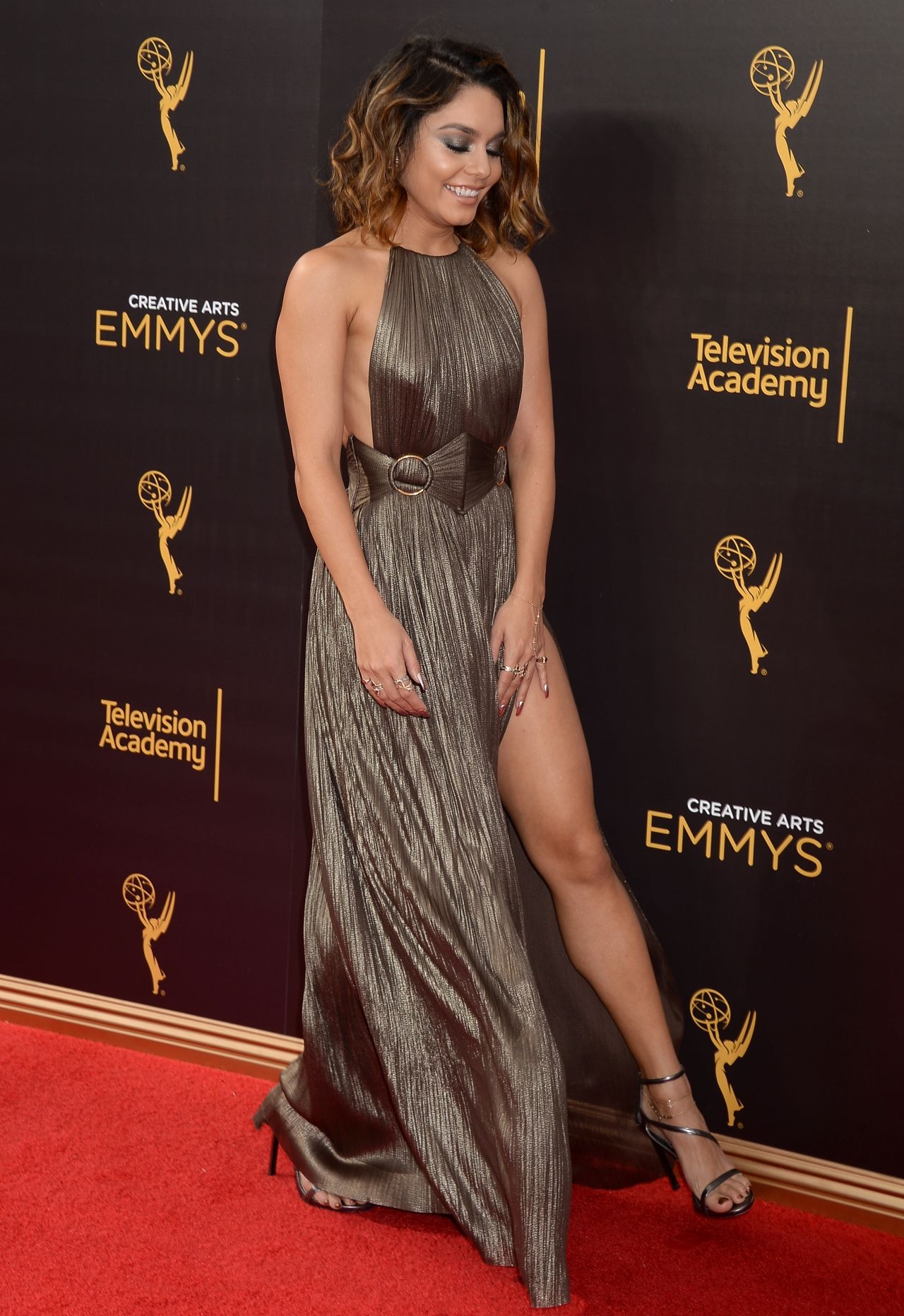 Vanessa Hudgens - Creative Arts Emmy Awards In Los Angeles -2295