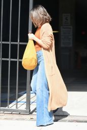 Vanessa Hudgens - Out in Los Angeles 9/22/2016