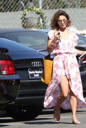 Vanessa Hudgens Summer Style - Out in L.A. 9/9/2016