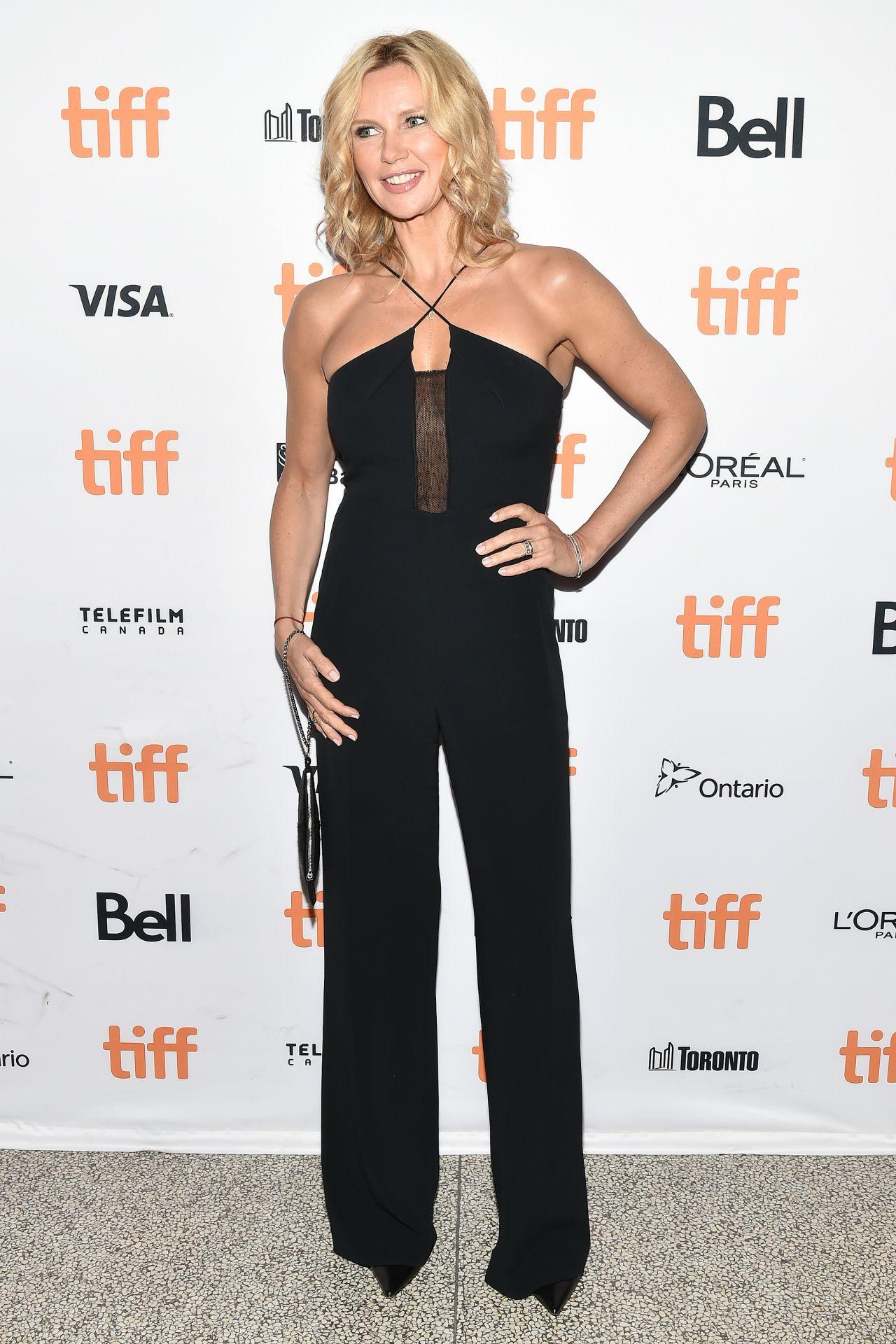 Veronica Ferres - 'Salt and Fire' Premierein Toronto ...  Veronica Ferres...