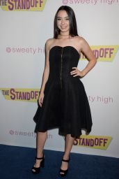 Veronica Merrell – 'The Standoff' Premiere in Los Angeles 9/8/2016