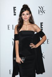 Victoria Justice - E! New York Fashion Week Kick Off in New York City 9/7/2016