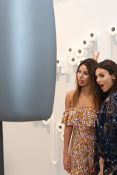 Victoria Justice - Molly Sims Shares Beauty Secrets At Nature