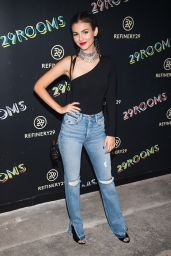 Victoria Justice - Refinery29 29Rooms: Powered By People in New York City 9/8/2016