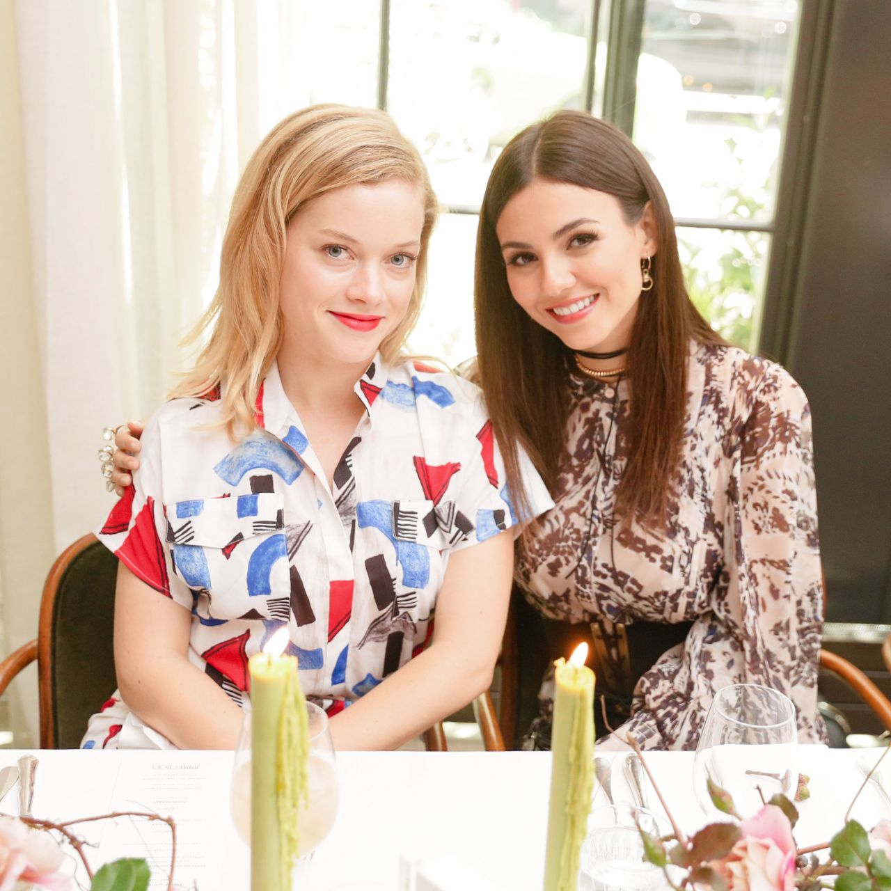Victoria Justice - W Magazine It Girl Luncheon In New York -4367