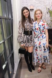 Victoria Justice - W Magazine It Girl Luncheon in New York 09/07/2016