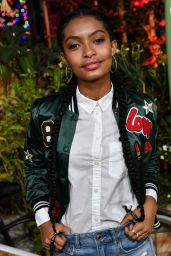 Yara Shahidi – Teen Vogue Young Hollywood Party in Los Angeles 09/23/2016