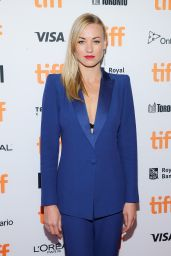 Yvonne Strahovski - 2016 Toronto International Film Festival 9/14/2016