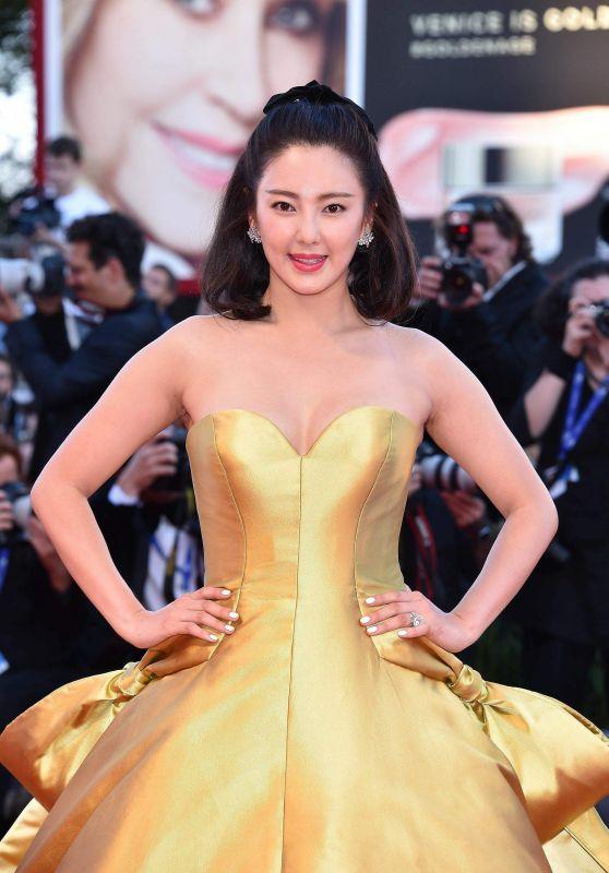 Zhang Yuqi – 'La La Land' Film Premiere – Venice Film Festival 8/31/2016