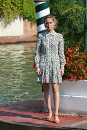 Zoey Deutch at Hotel Excelsior in Venice, Italy 9/2/2016