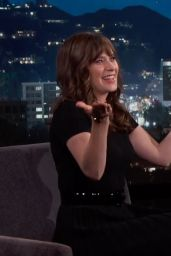 Zooey Deschanel on