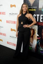 Zulay Henao – 'Masterminds' Premiere in Los Angeles 9/26/2016