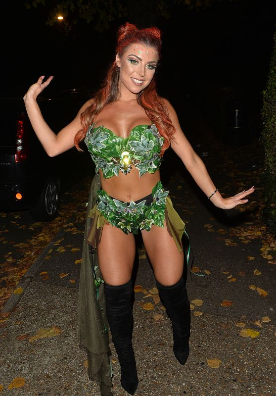 Abigail Clarke - Essex House Bar Halloween Party 10/29/ 2016