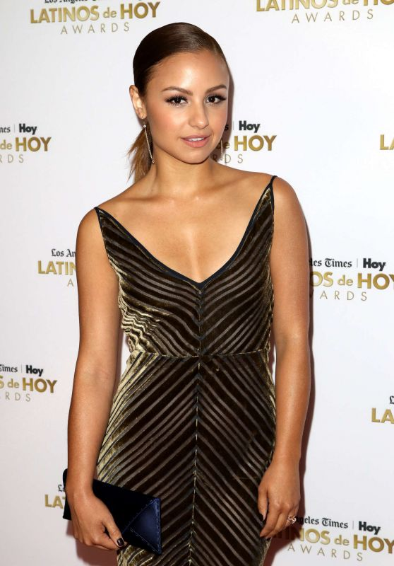 Aimee Carrero - Latinos de Hoy Awards 2016 in Hollywood