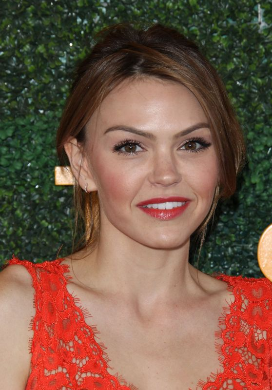 Aimee Teegarden – Veuve Clicquot Polo Classic in Pacific Palisades, CA 10/15/ 2016