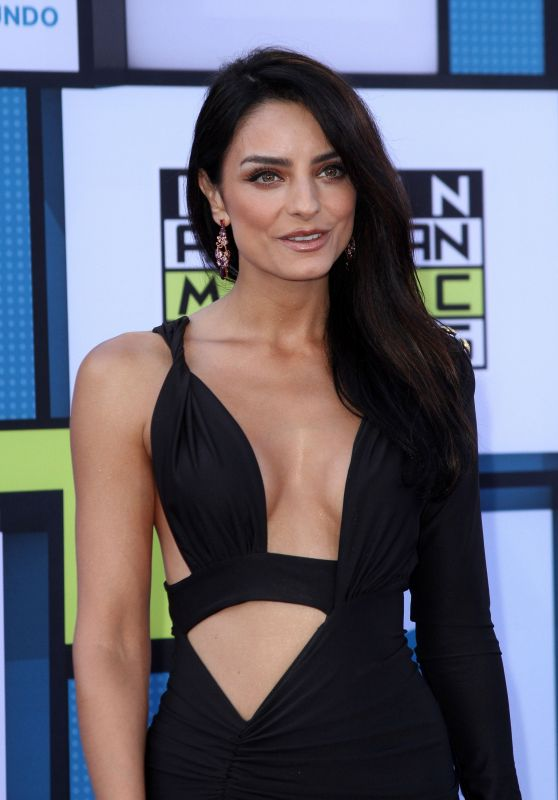 Aislinn Derbez – 2016 Latin American Music Awards in Hollywood 10/6/2016