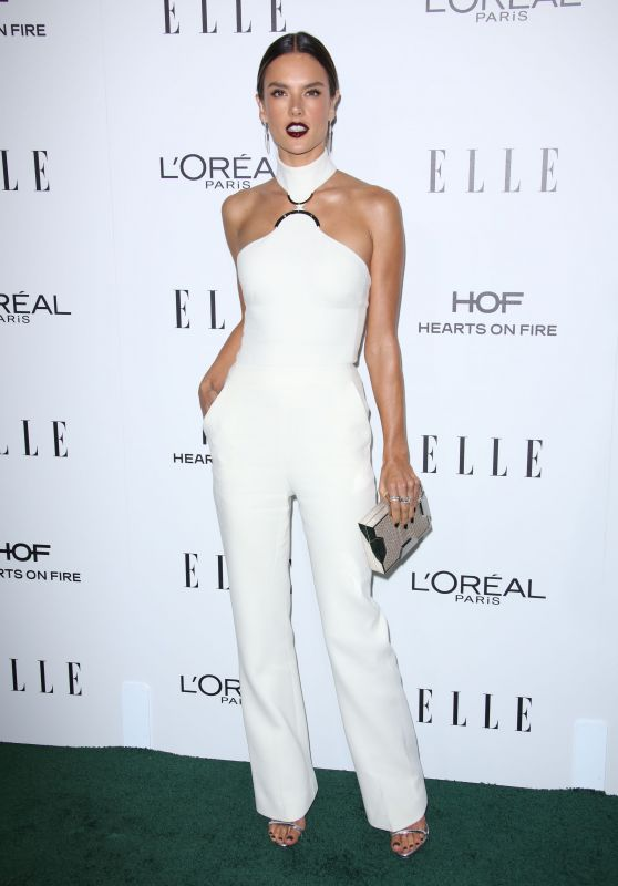 Alessandra Ambrosio - 2016 ELLE Women in Hollywood Awards in Los Angeles