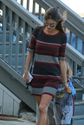 Alessandra Ambrosio - Out and About in L.A. 10/18/ 2016