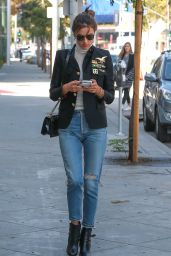 Alessandra Ambrosio Urban Outfit - West Hollywood 10/13/ 2016