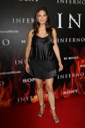 Alex Meneses – 'Inferno' Premiere in Hollywood