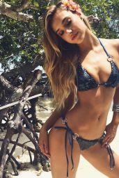 Alexis Ren - Beach Bunny Swimwear 2016