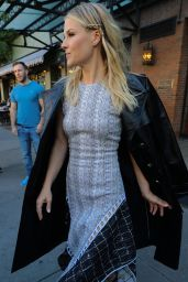 Ali Larter - Out in New York City 10/7/2016