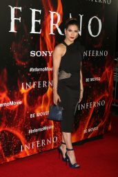 Allison Holker – 'Inferno' Premiere in Los Angeles