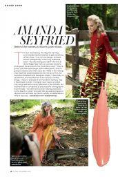 Amanda Seyfried - Allure Magazine US November 2016 Issue