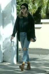 Amanda Seyfried - Leaving Knitting House in Beverly Hills 10/18/ 2016