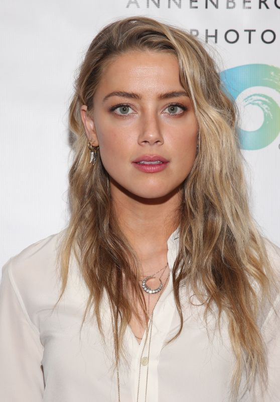 Amber Heard - Girlgaze: A Frame of Mind Opening in Los Angeles 10/21/ 2016