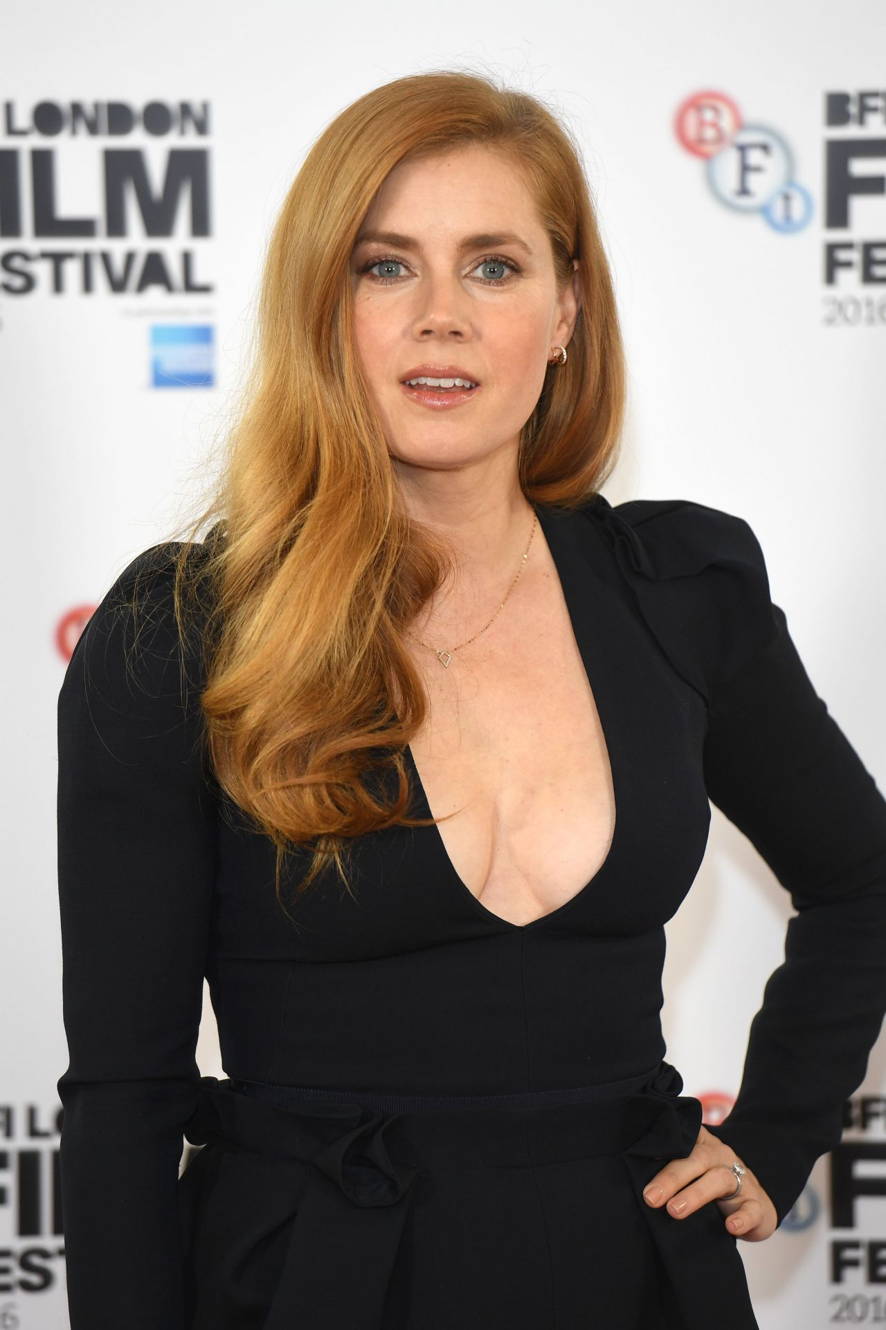 Amy Adams - 60th London Film Festival Arrival Photocall 10 ... Amy Adams