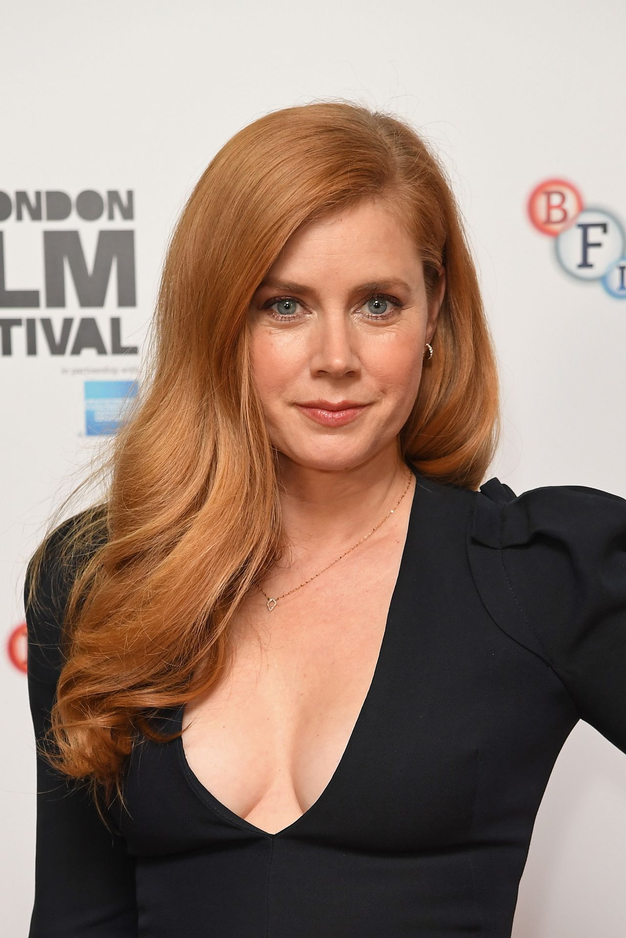 Amy Adams - 60th London Film Festival Arrival Photocall 10/11/2016
