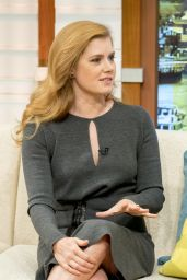 Amy Adams - Appeared on