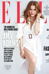 Amy Adams - ELLE Magazine US, November 2016 Cover