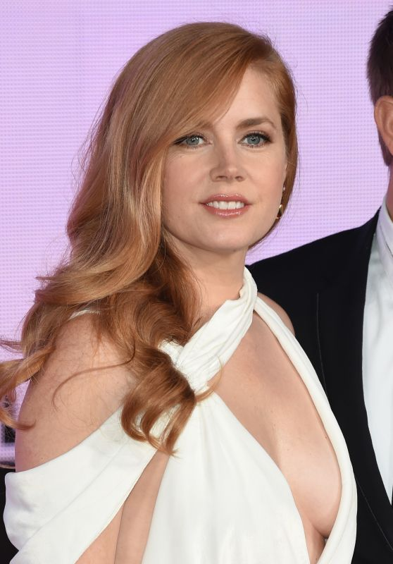 Amy Adams on Red Carpet -