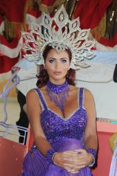 Amy Childs - Christmas Panto Launch in Liverpool 10/6/2016