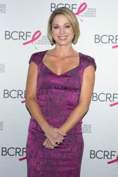 Amy Robach – Breast Cancer Research Foundation's Annual Symposium and Awards Luncheon in NYC 10/27/2016