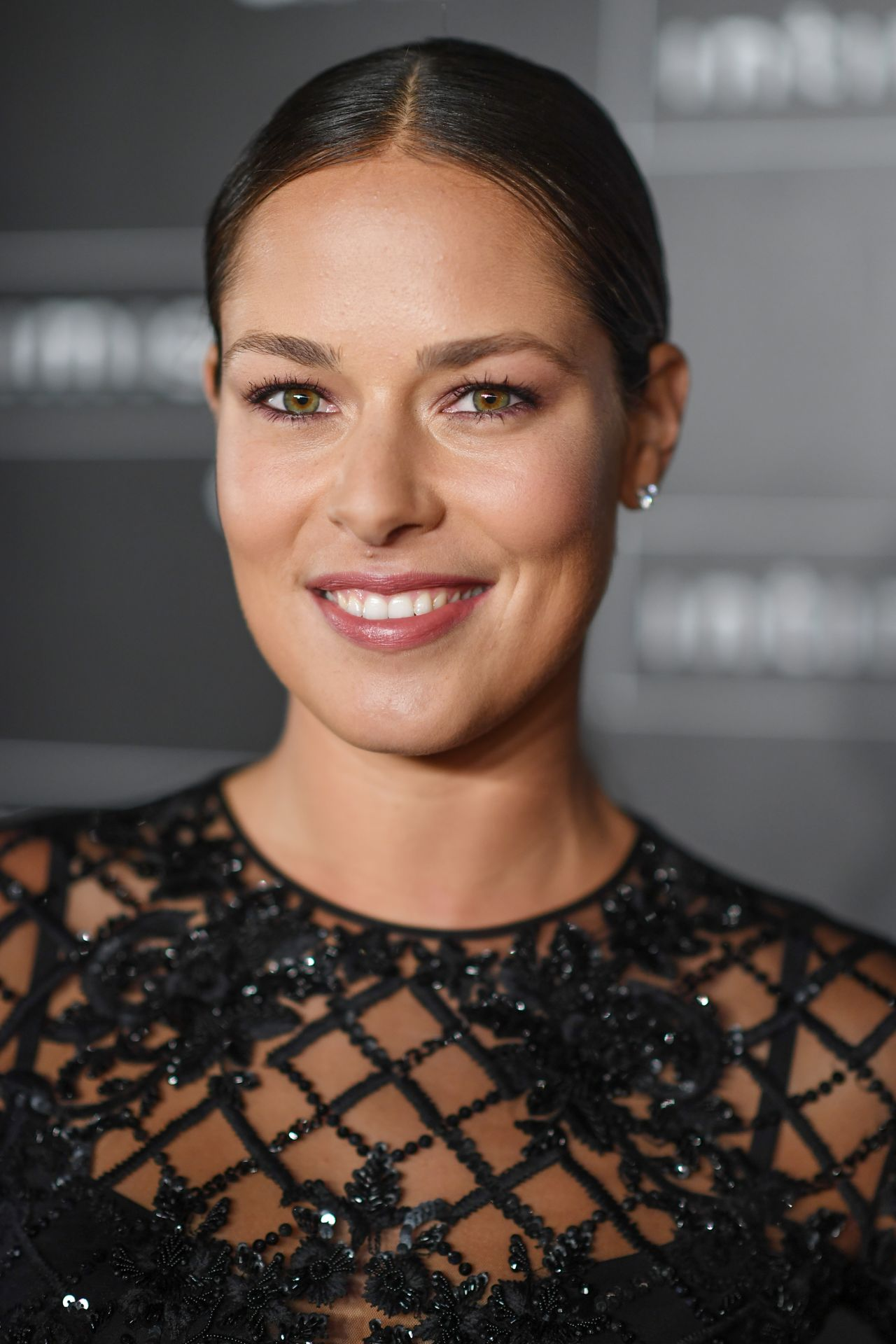 Ana Ivanovic Intimissimi On Ice Fashion Show In Verona