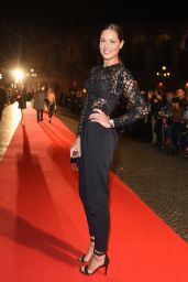 Ana Ivanovic - Intimissimi on Ice Fashion Show in Verona, Italy 10/07/2016