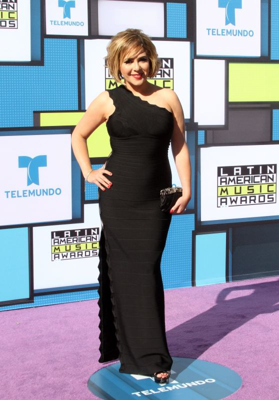 Ana Maria Canseco – Latin American Music Awards in Hollywood 10/6/ 2016