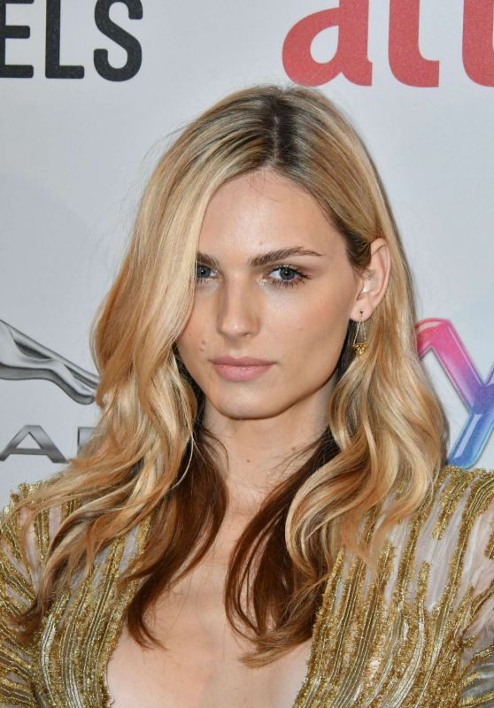 Andreja Pejic – The Attitude Awards in London, UK 10/10/2016