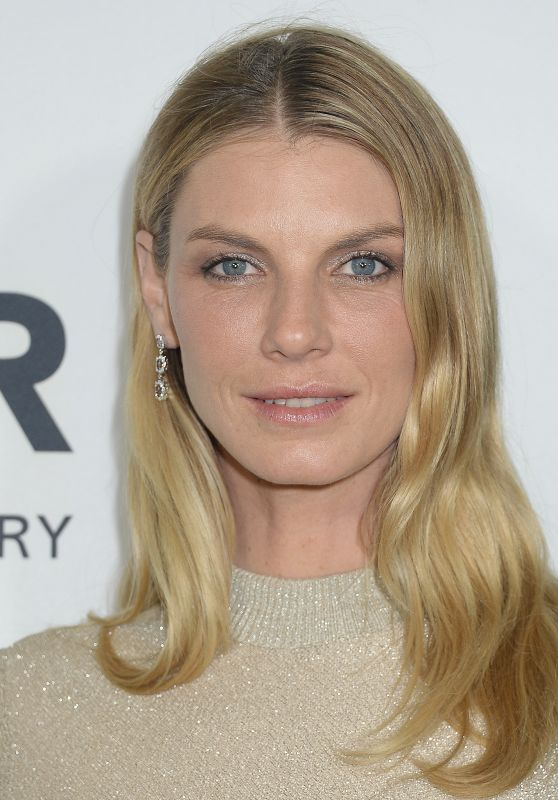 Angela Lindvall – 2016 amfAR Inspiration Gala at Milk Studios in Los Angeles