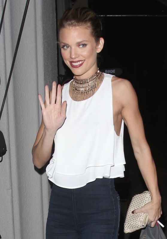 AnnaLynne McCord at Craig