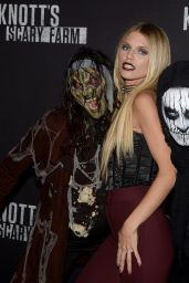 Annalynne McCord – Knott's Scary Farm Opening Night in Buena Park, CA 9/30/2016
