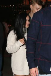 Ariel Winter - Haunted Hayride in Los Angeles 10/14/ 2016