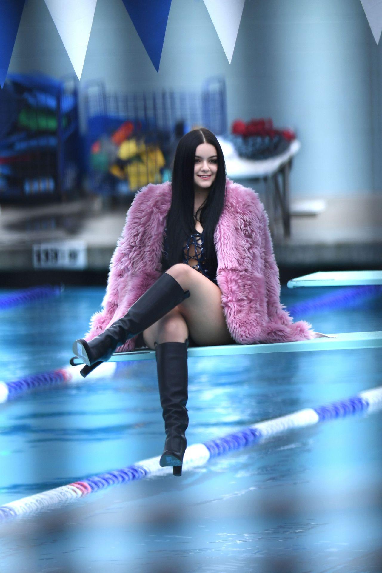 Ariel Winter Photoshoot In Los Angeles 10 29 2016