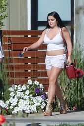 Ariel Winter Street Style - Out in LA, October 2016